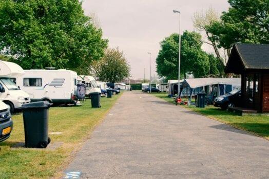 City Camping Antwerp Kamperen